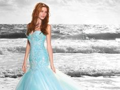 I got: Ariel's Mermaid Dress! Which Disney Princess Wedding Gown Should You Get Married In?