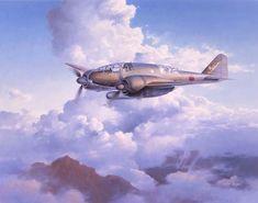 "MITSUBISHI TYPE100 (Ki-46-III)  ""DINAH"""