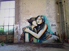 Alice Pasquini - Rome (IT) | Flickr - Photo Sharing!