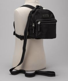 Love this Jeep Black Three-in-One Backpack Harness by Jeep on #zulily! #zulilyfinds