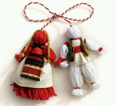 Romanian Martisor Day...have a wonderfull and warm springtime...