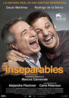 Cinelodeon.com: Inseparables. Marcos Carnevale.