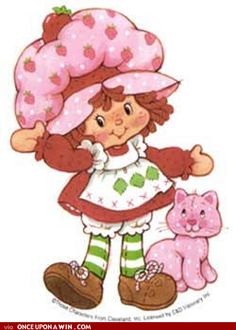 I had a pair of hot pink Strawberry shortcake boots I refused to take off when I was in elementary school...