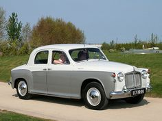 1960 Rover P4 100 American Graffiti, Harrison Ford, British Sports Cars, British Car, Vintage Cars, Antique Cars, Old Lorries, Classy Cars, Cars Uk