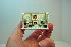 Tiny Tiny Dollhouse