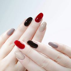 The Number One Article On Elegant Nails Classy Simple 3 Love Nails, Pink Nails, My Nails, Fall Nails, Black Nails, Farmasi Cosmetics, Luxury Nails, Elegant Nails, Nagel Gel