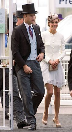 See what Catherine, the Duchess of Cambridge is wearing. - one of the softest and loveliest dresses Kate has worn!