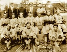 Vintage Black Photos - Negro League…Grays, 1913