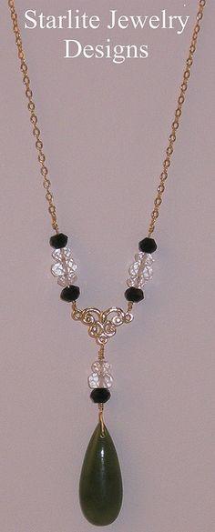 Starlite Jewelry Designs Briolette Jewelry Design Fashion