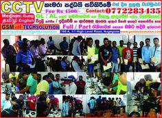 GSM Tech Solution has well established training Centres across all over Sri Lanka equipped with sophisticated instruments.Location: Nugegoda