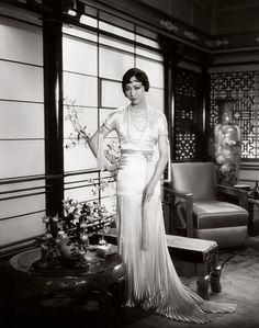 Anna Mae Wong (January 3, 1905 – February 3, 1961) was an American actress, the first Chinese American movie star, and the first Asian American to become an international star