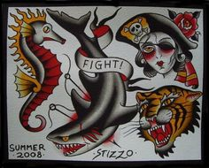 Ink It Up Trad Tattoos Blog | by Stizzo