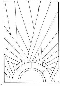 Kuvahaun tulos haulle art deco quilt patterns