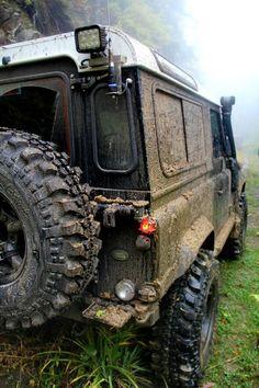 #offroad #defender #land_rover