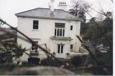 Bono's house in Killiney, Ireland. Yeah, I'd totally camp out outside the gate. I'm that nerdy.