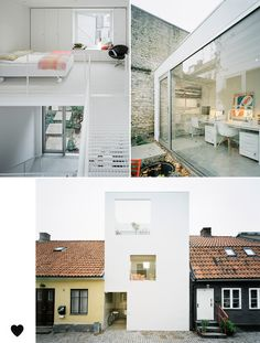 Swedish home, interior design, modern home
