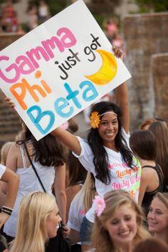 gamma phi beta | sorority sugar