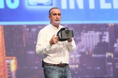 Intel's new Project Alloy is a wireless VR headset for 'mixed reality'   Today Intel announced a new virtual reality reference design it's calling Project Alloy a cordless system the company says contains everything you need to have a VR experience without extraneous components. That means the headset contains the computational and graphics power neccesary to create the virtual images and an internal battery for power as well as 3D cameras and sensors powered byIntel's RealSense motion…