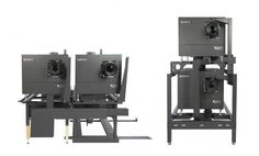 Dual projection solutions for large cinema screens, with configurations to suit operators' preferred 3D technologies