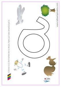 Fichas de vocales - DESCARGAR E IMPRIMIR - La libreta piruleta Classroom, Symbols, Letters, 3 Year Olds, Molde, Preschool Art Activities, Letter Activities, Preschool Worksheets, Infant Activities