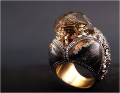 Sevan Bicakci Namesake Jewelry Collection -- Incorporates hand-crafted Turkish architectural miniatures.