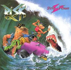 Dirty Surfaces, an Album by Risk. Released in 1990 on  (catalog no. SPV 084-76232; CD). Genres: Thrash Metal, Speed Metal, Heavy Metal.