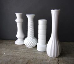 keep collecting your milk glass. It's a forever.