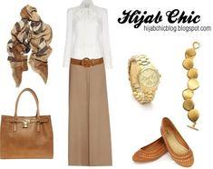 #hijab chic #hijab outfit