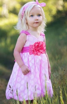 Haute Baby Razzle Dazzle Bubble Dress