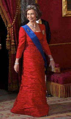 Queen Sofia of Spain                                                                                                                                                                                 Más