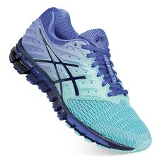 The women's GEL Quantum 180 2 running shoe from ASICS increases comfort and endurance by dissipating high impact zones. Asics Running Shoes, Best Running Shoes, Asics Shoes, Running Sneakers, Cool Shoes For Women, Shoes Women, Basket Style, Baskets, Shoes Heels Pumps