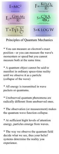 """*I think the """"unobserved quantum phenomena"""" is not quite correct.. """"unobserved quantum phenomena is different than observed"""""""