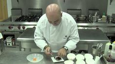 Diego del Rio makes a dish at El Lago - YouTube