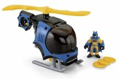 The Batcopter!