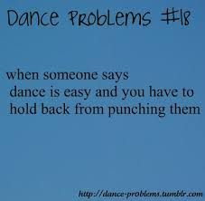 thanks to dance quotes - Google Search