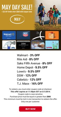home depot memorial day sale coupon