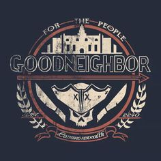 Goodneighbor Fallout T-Shirt
