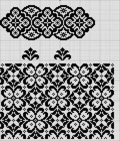 Ideas For Embroidery Stitches Border Fair Isles Cross Stitch Borders, Cross Stitch Designs, Cross Stitching, Cross Stitch Embroidery, Embroidery Patterns, Cross Stitch Patterns, Crochet Patterns, Fair Isle Knitting Patterns, Knitting Charts