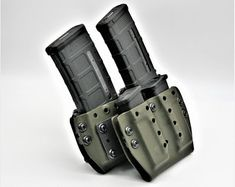 MEGA MAG Holster, with tek lok type mount and independent tensioners for each one. Survival Supplies, Survival Prepping, Survival Gear, Survival Skills, Survival Quotes, Handcuff Case, Edc Belt, Hidden Gun Storage, Survival Project