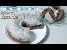 Puding COKLAT OREO takaran gelas - YouTube Puding Oreo, Oreo Pudding Dessert, Agar, Doughnut, Brownies, Healthy Snacks, The Creator, Banana, Album