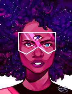 Garnet from Steven Universe | Whitney Salgado