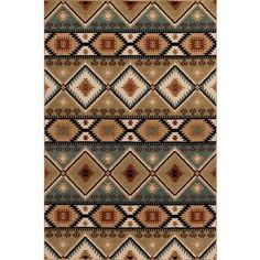 Somette Soprano Vienna Pomona Multi Area Rug (7'10 x 9'10) | Overstock.com Shopping - The Best Deals on 7x9 - 10x14 Rugs