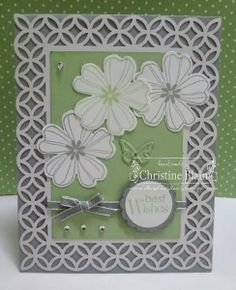 STAMPIN' UP!'S SIMPLY FABULOUS CARD 6