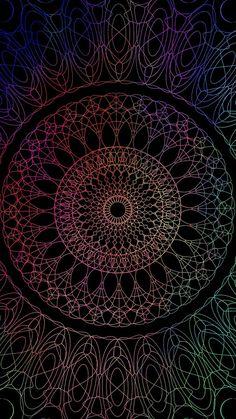 Mandala / Wallpaper / lockscreen / Source by Wallpaper Indian, Sassy Wallpaper, Apple Wallpaper, Locked Wallpaper, Dark Wallpaper, Wallpaper Backgrounds, Wallpaper Lockscreen, Screen Wallpaper, Mandala Wallpapers