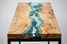 River Table by Greg Klassen