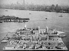 The first stop off the boat for Chava, Yehudah, and many others, when arriving to America was Ellis Island.