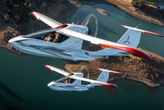 ICON A5 Light Sport aircraft #icona5 #airplane #aircraft #icon