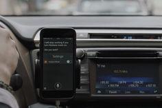 Toyota Hijacks Siri With a Radio Ad - Interactive (video) - Creativity Online