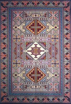 Navajo Weaving - Teec Nos Pos