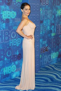 Emilia Clarke Photos Photos - Actress Emilia Clarke attends HBO's Post Emmy Awards Reception at The Plaza at the Pacific Design Center on September 18, 2016 in Los Angeles, California. - HBO's Post Emmy Awards Reception - Arrivals